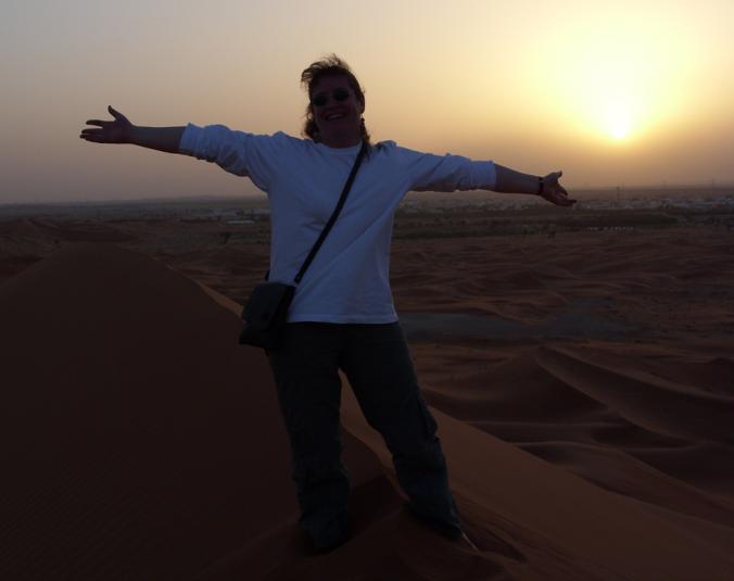 Me on Dune