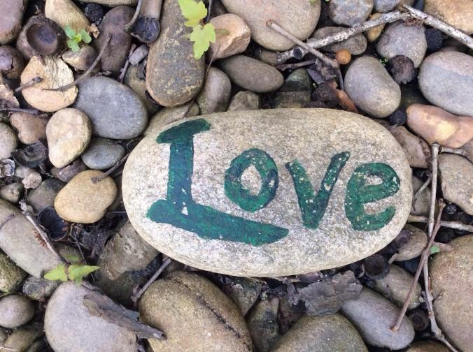 Love on Stone